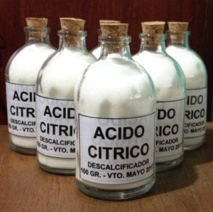 Dove acquistare l'acido citrico
