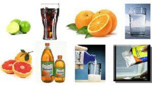 Usi di acidi e basi