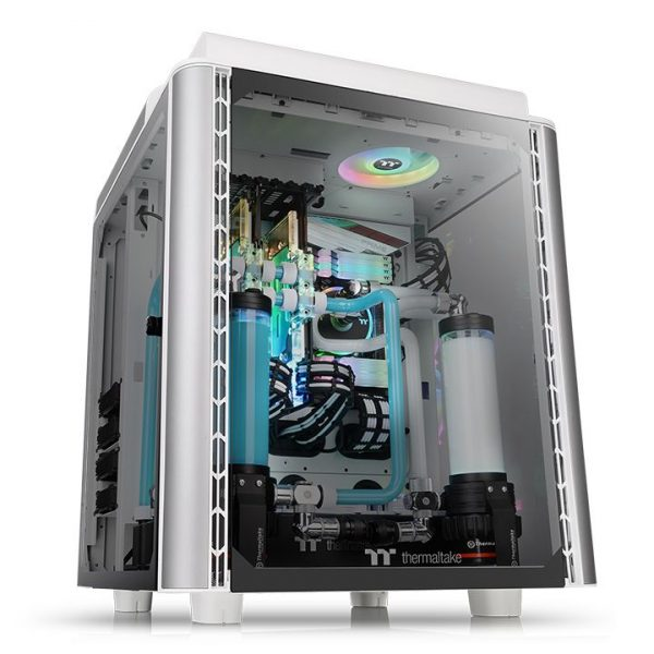 Thermaltake Level 20 HT Snow Edition - Official 2