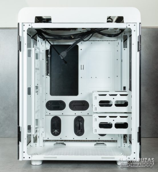 Thermaltake Level 20 HT Snow Edition - Indoor 6