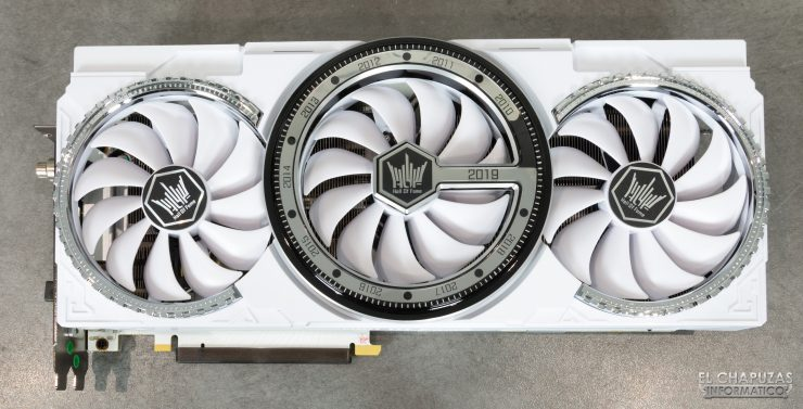 KFA2 GeForce RTX 2070 SUPER HOF SUPER HOF 10th Anniversary Edition 1