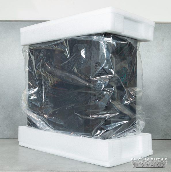 Antec NX800 - Imballaggio interno