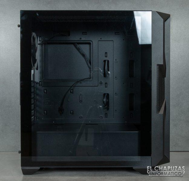Antec NX800 - Lato principale