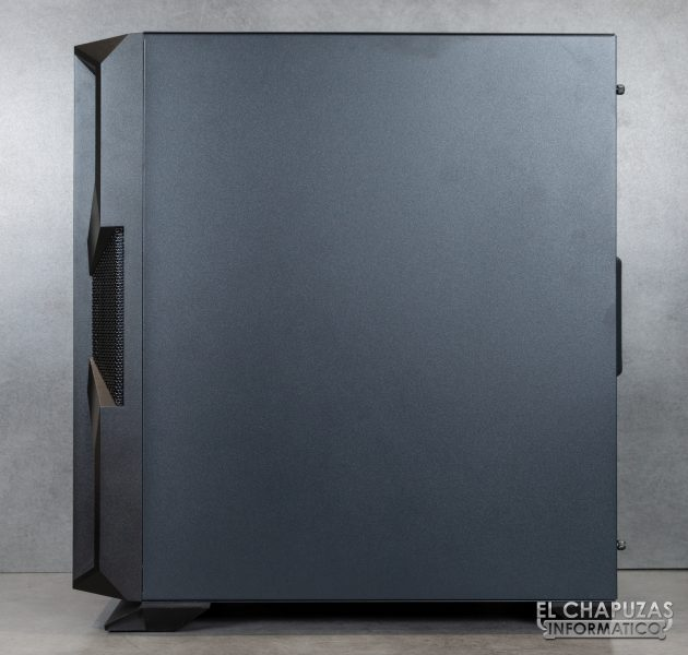 Antec NX800 - Lato secondario