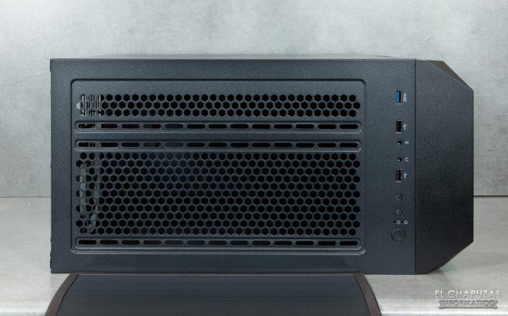 Antec NX800 - Lato superiore