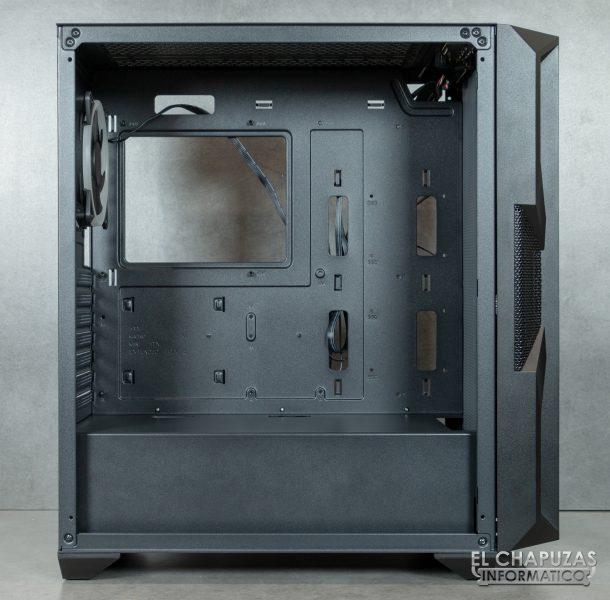 Antec NX800 - Interno - Lato principale