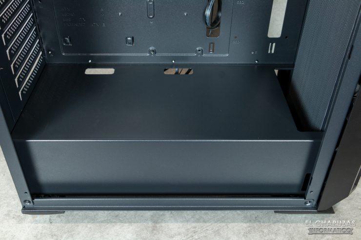 Antec NX800 - Interno - Carena di alimentazione