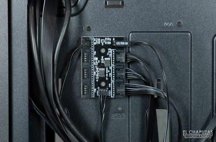 Antec NX800 - Indoor - Controllore ARGB