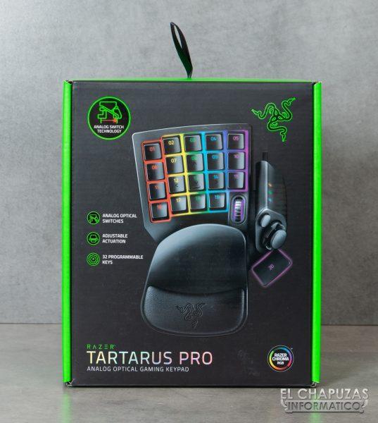 Razer Tartarus Pro - Imballaggio 1