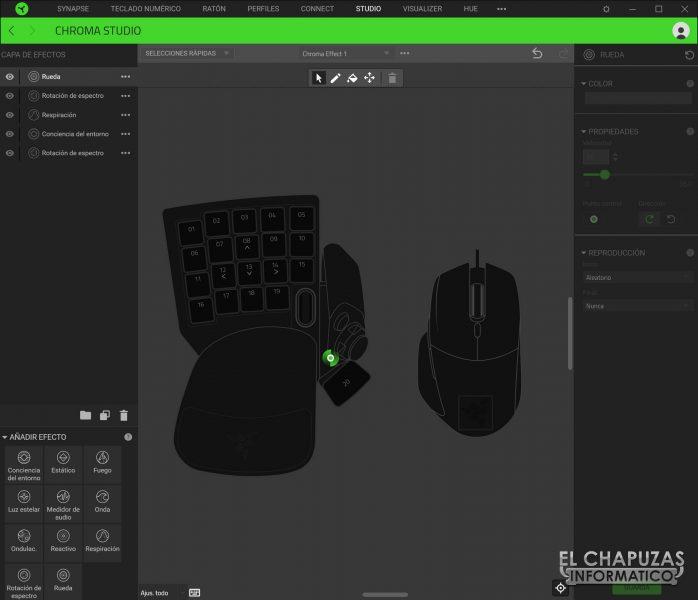 Razer Tartarus Pro - Software 4