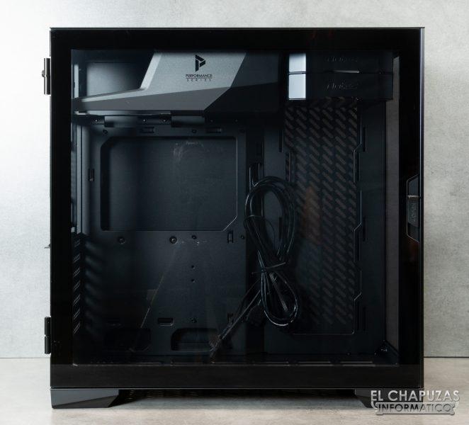 Antec P120 Crystal - Esterno 3