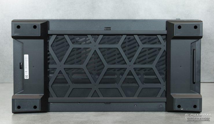Antec P120 Crystal - Outdoor 8