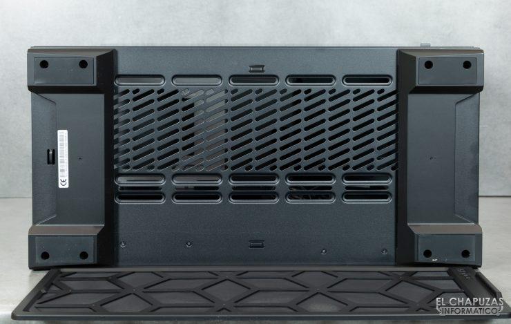 Antec P120 Crystal - Outdoor 9