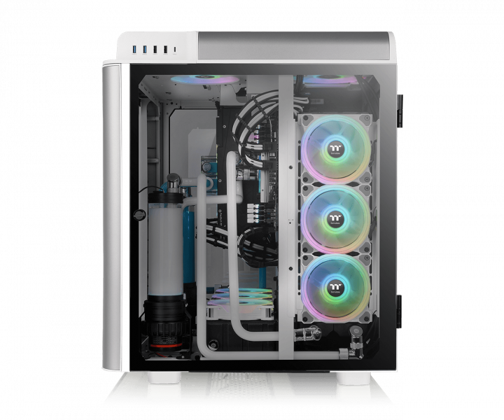 Thermaltake Level 20 HT Snow Edition - Official 3
