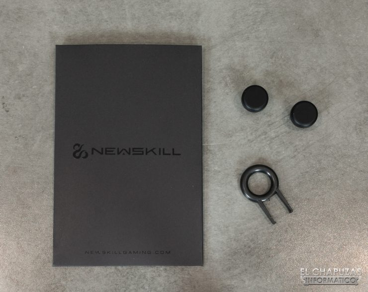 Newskill Serike TKL - Accessori 1