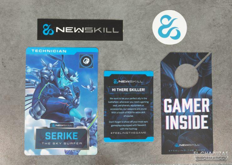 Newskill Serike TKL - Accessori 2
