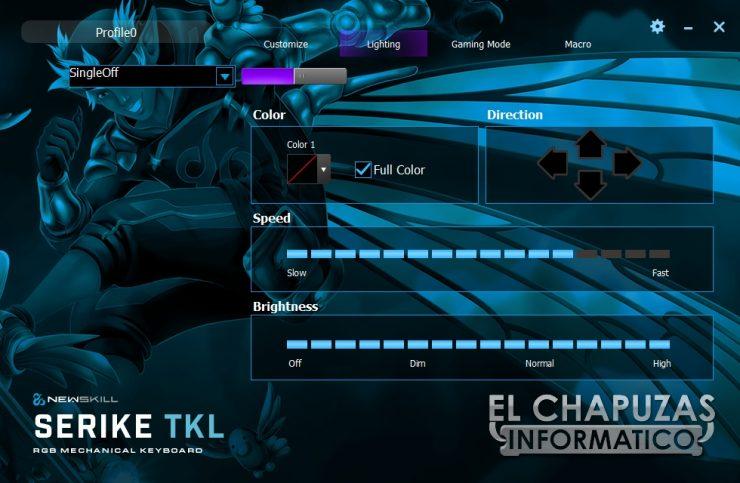 Newskill Serike TKL - Software 2