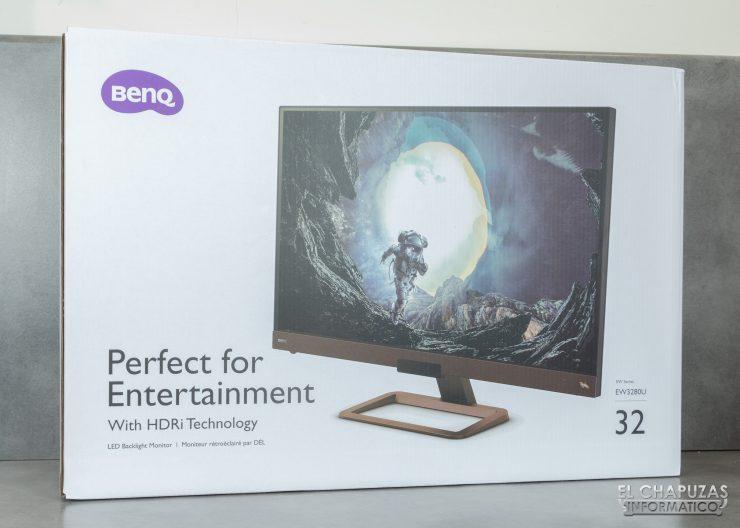 BenQ EW3280U - Imballaggio 1