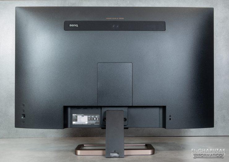 BenQ EW3280U - Vista posteriore