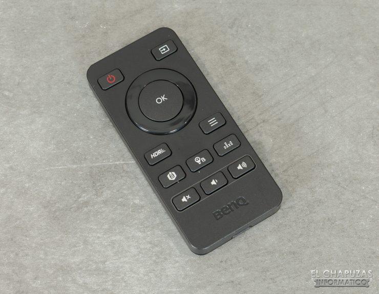 BenQ EW3280U - Telecomando