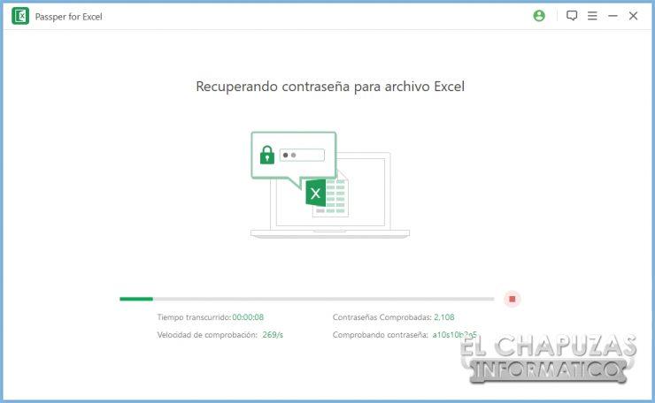 Passper per Excel 17