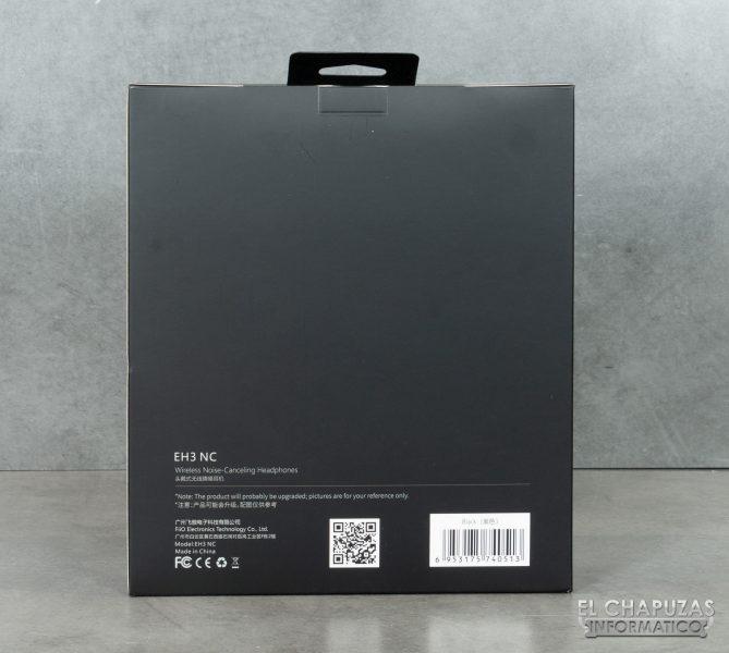FiiO EH3 NC - Imballaggio 2