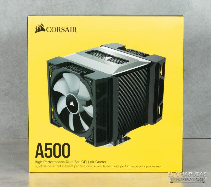 Corsaro A500 - Imballaggio 1