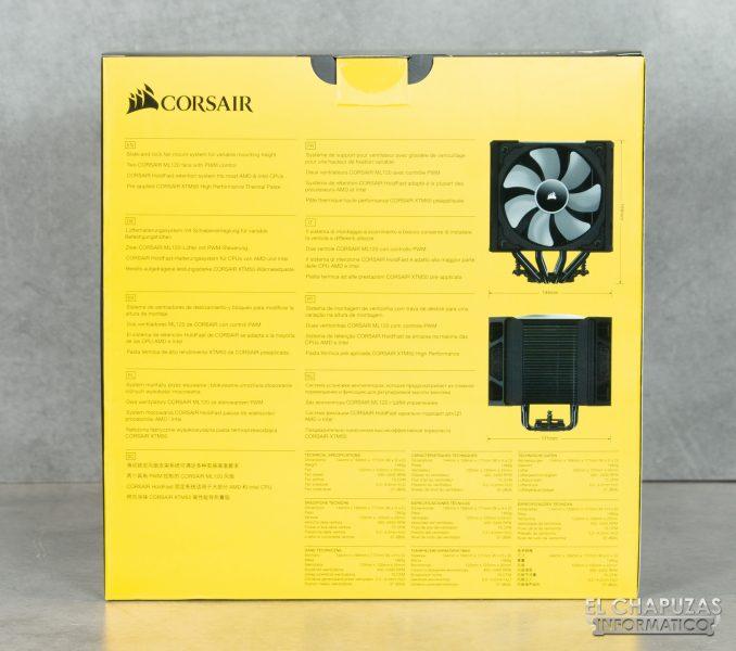 Corsaro A500 - Imballaggio 2