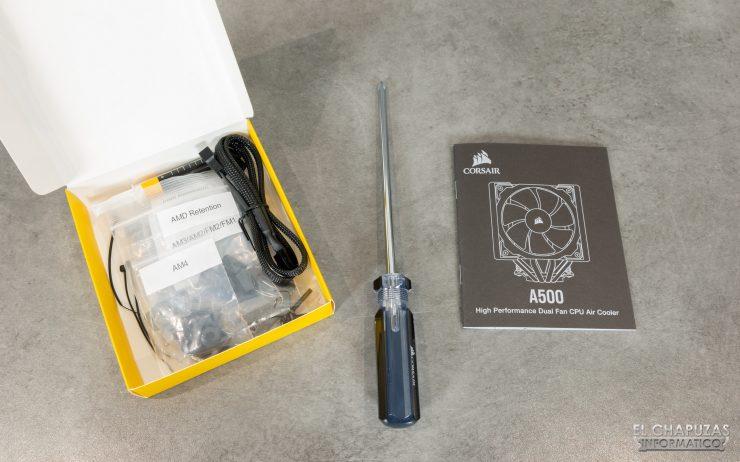 Corsaro A500 - Accessori 1