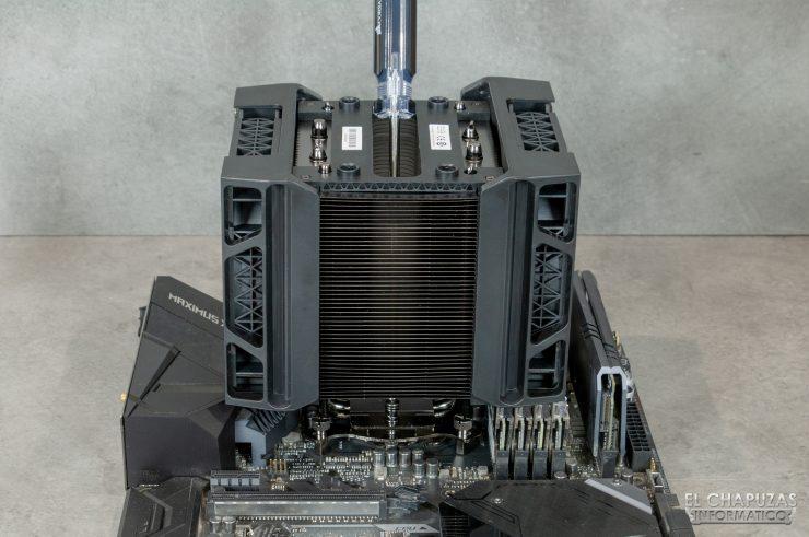 Corsaro A500 - Montaggio 4