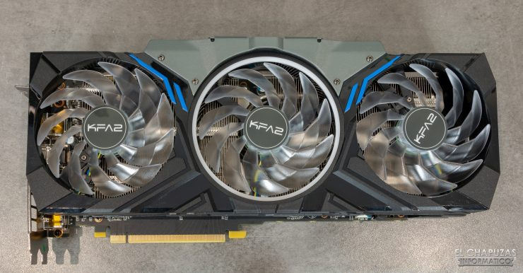 KFA2 GeForce RTX 2070 SUPER lavora i Frame 1