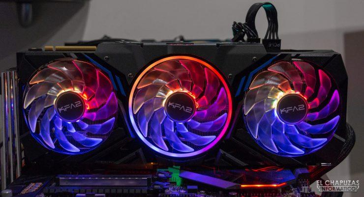 KFA2 GeForce RTX 2070 SUPER lavora i Frame 2