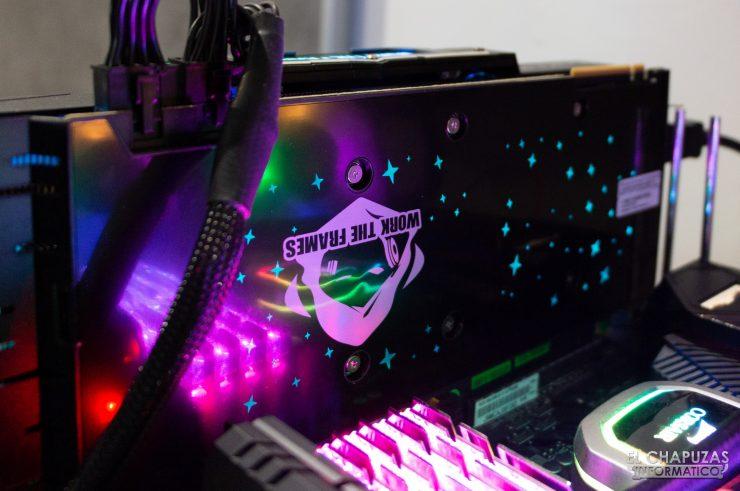 KFA2 GeForce RTX 2070 SUPER lavora i frame 8