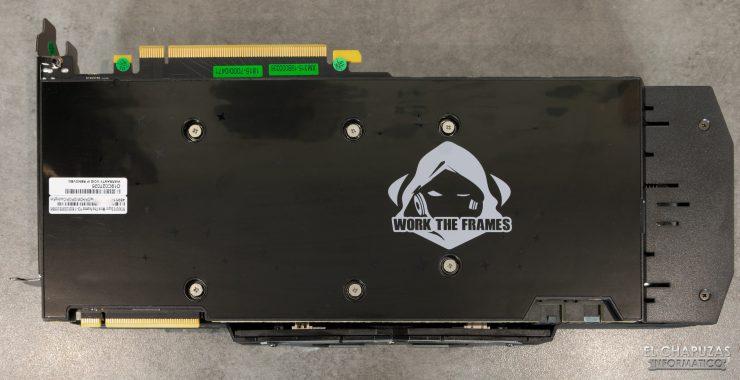KFA2 GeForce RTX 2070 SUPER lavora i frame 7