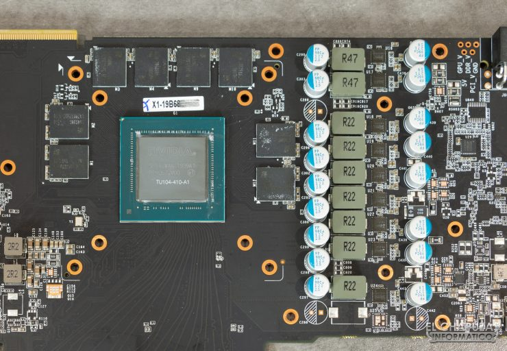KFA2 GeForce RTX 2070 SUPER lavora i frame 13