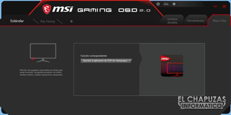 MSI Optix MAG272CQR - Software 7