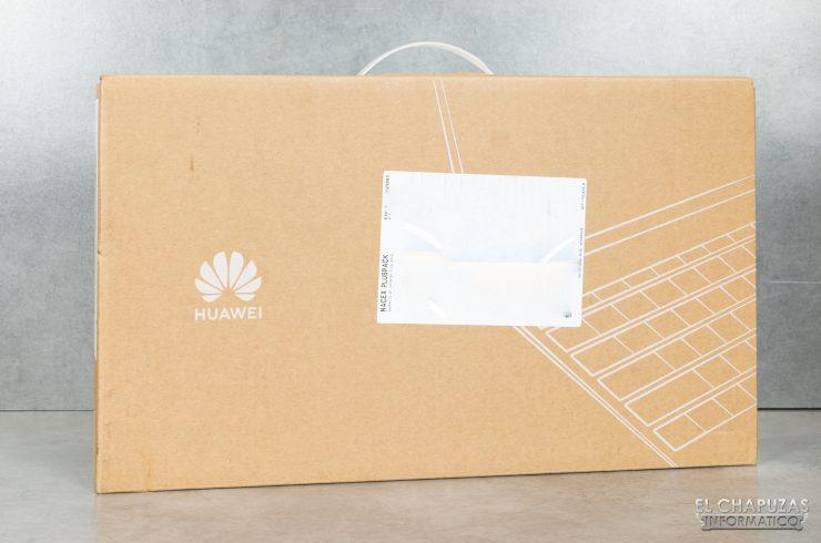 Huawei MateBook D 15 - Imballaggio