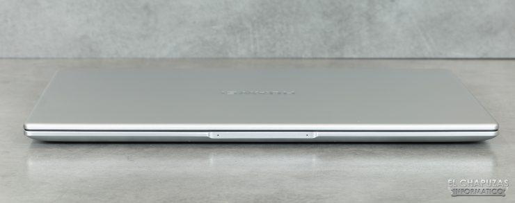 Huawei MateBook D 15 - Margine anteriore