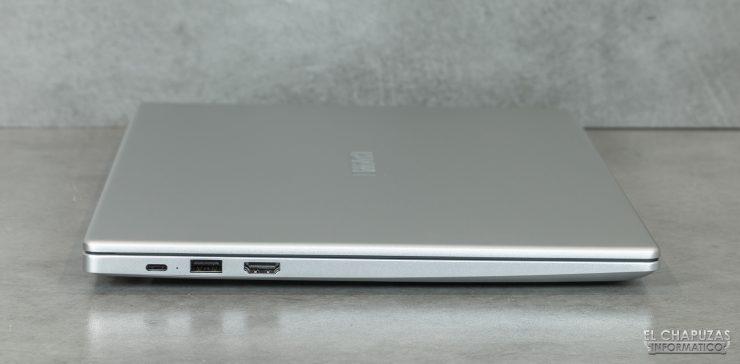 Huawei MateBook D 15 - Margine sinistro