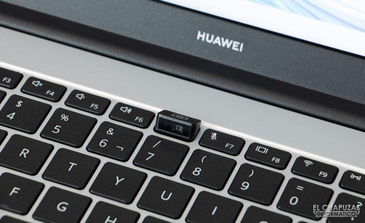 Huawei MateBook D 15 - Macchina fotografica