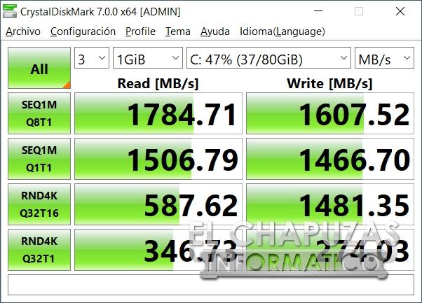 Huawei MateBook D 15 - Test 4