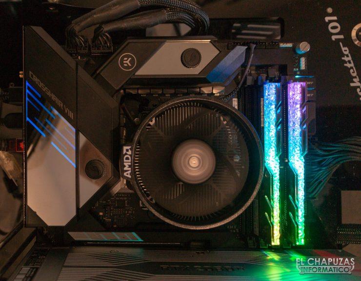 AMD Ryzen 5 1600 AF - Apparecchiatura di prova 3