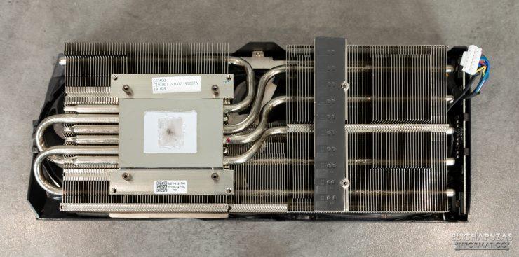 Asus ROG Strix Radeon RX 5600 XT OC - Dissipatore di calore