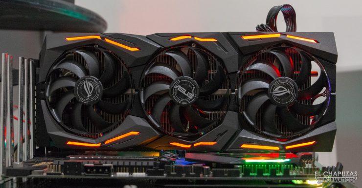 Asus ROG Strix Radeon RX 5600 XT OC - Apparecchiatura di prova 3