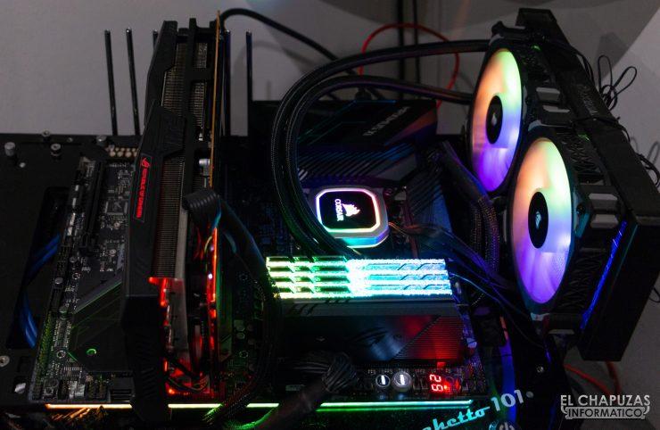 Asus ROG Strix Radeon RX 5600 XT OC - Test Set 2
