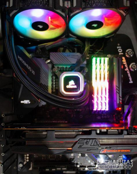 Asus ROG Strix Radeon RX 5600 XT OC - Apparecchiatura di prova 1