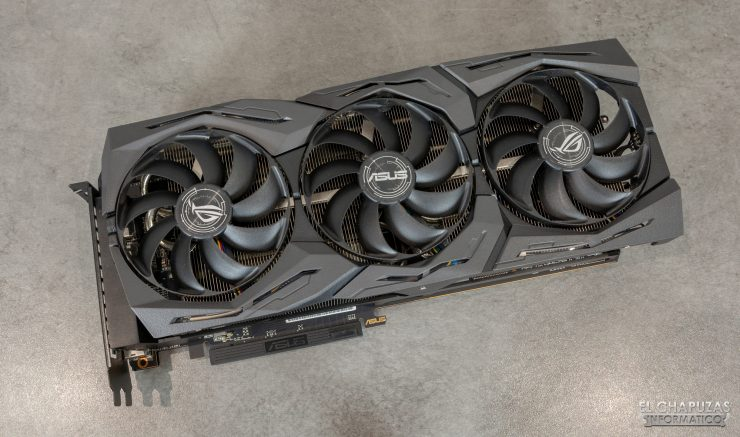 Asus ROG Strix Radeon RX 5600 XT OC