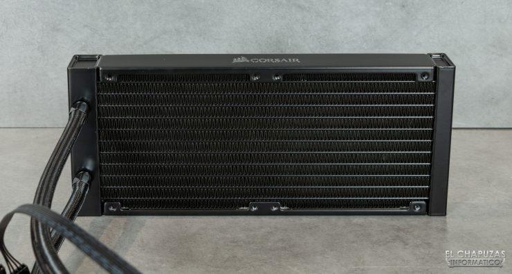 Corsair iCUE H100i RGB Pro XT - Radiatore