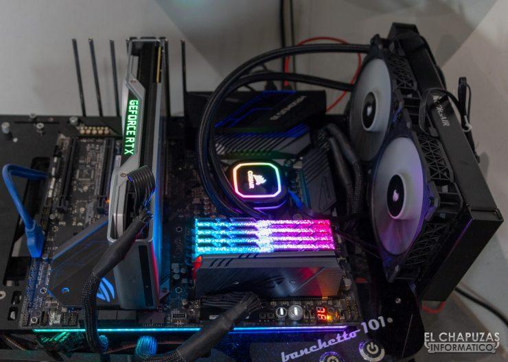 Corsair iCUE H100i RGB Pro XT - Kit di prova 2