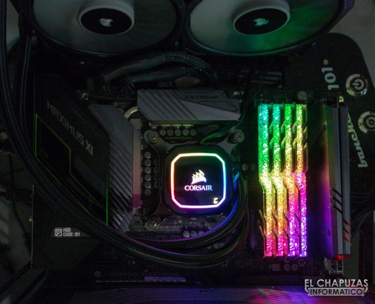 Corsair iCUE H100i RGB Pro XT - Kit di prova 3